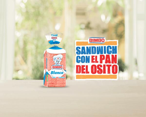 Pan Blanco Chico